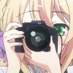 ガールフレンド(仮)の望月エレナが持っていたカメラ(2)