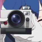 Akiba's Trip -The Animation- 伝木凱タモツのカメラはポラロイド・ランドカメラ1000!