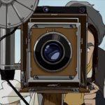 龍の歯医者 記念撮影用カメラはスピードグラフィック!!