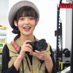 上坂すみれのヤバい○○ すみぺのカメラはLUMIX GH4!