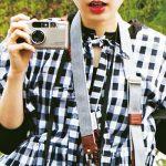 モデル・前田エマさんのカメラはCONTAX T2、Nikon FE2、OLYMPUS PEN、LUMIX GF9!!