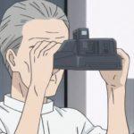 サクラダリセット 笹野のカメラはポラロイド・Impulse!