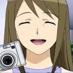 宙のまにまに(そらまに)に出てきたカメラ(1)