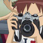 宙のまにまに(そらまに)に出てきたカメラ(2)