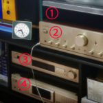 いぬやしき 第7話 渡辺しおんのオーディオはONKYO Integra A-927, SONY CDP-XA7ES!!