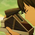 アニメ『キノの旅』シズのカメラはポラロイド SX-70!!