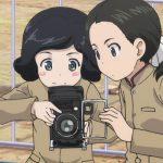 ガールズ&パンツァー 最終章 知波単学園の寺本さんがカメラを持って再登場!!