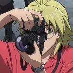 フルメタルパニック! Invisible Victory ミシェル・レモンのカメラはミノルタα3700i !!