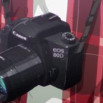 多田君は恋をしない・杉本一のカメラはキヤノンEOS 80D!!