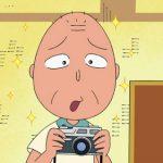 ちびまる子ちゃん さくら友蔵のカメラはキヤノン キヤノネットQL17!!