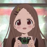 ヤマノススメ サードシーズン ここなのカメラはフジフイルムの写ルンですシンプルエース!!