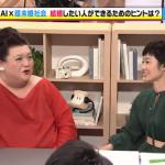 NHKスペシャル『AIに聞いてみた どうすんのよ!? ニッポン 第4回 超未婚社会』のセットにブローニーカメラ・ホルガ スノーホワイト(HOLGA120FNW)が登場!!