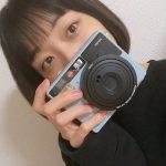 元乃木坂46・深川麻衣さんのカメラはライカ ゾフォート ミント (FUJIFILMチェキ)!!