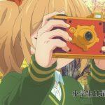パステルメモリーズ 里中小町のカメラはベスト判ピコレット、パーレットをモチーフにしたオリジナルカメラ!!