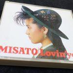 渡辺美里のアルバム『Lovin' You』のライナーにフィルムカメラ・ミノックス35が登場していた!!
