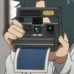 約束のネバーランド 第7話でレイが使っていたカメラはポラロイド600シリーズ!!