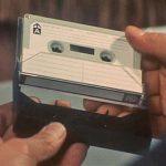 特撮『ワイルド7』第24話に東芝のカセットテープレコーダーKT-270EとTDKのカセットテープ「D」が登場!