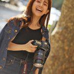 田中みな実さんが写真集で持っていたカメラはキヤノンEOS 5D Mark IV+24-70mmレンズ!!