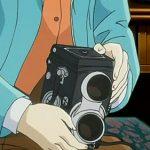 『アリソンとリリア』第9話に登場したカメラはローライフレックスとミノックス?