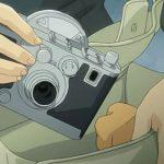 『アリソンとリリア』第23話に登場したカメラはマーキュリーII型!! 珍しいハーフサイズカメラ