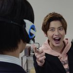 仮面ライダーゼロワン 第21話にケンウッド (KENWOOD)のマイクロコンポXK-330が登場!!