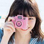 元乃木坂46・西野七瀬さんのカメラはHOLGAとソニーのα57!!