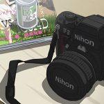 『B型H系』小須田のカメラはニコンF3!!