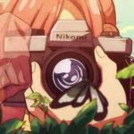 『地縛少年花子くん』三葉惣助のカメラはニコン (Nikon) FM10!!