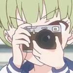 『恋する小惑星(アステロイド)』新聞部・伊部小百合のカメラはフジフイルムX100F!!
