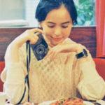ファッションモデル・比留川游さんのカメラはリコー マイポート310!!
