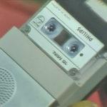 特撮『ロボット刑事』第19話でKが使っていたのはフィリップスのミニカセットレコーダー、LHF 0085!!