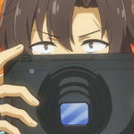 アニメ『戦闘員、派遣します! 』戦闘員六号のカメラはキヤノン Powershot G7 X Mark II!!