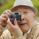 俳優・橋爪功さんがCMサントリー・ロコモアで使っていたカメラはオリンパス トリップ35 (TRIP 35)!!