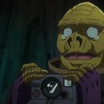 アニメ『迷宮ブラックカンパニー』ワニベのカメラはポラロイド(Polaroid )のOne Stepと現行機種Polaroid OneStep+ i-Typeの合わせ技!!